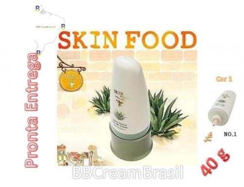 BB Cream Agave Cactus Sun SPF36, PA+++, COR N° 1