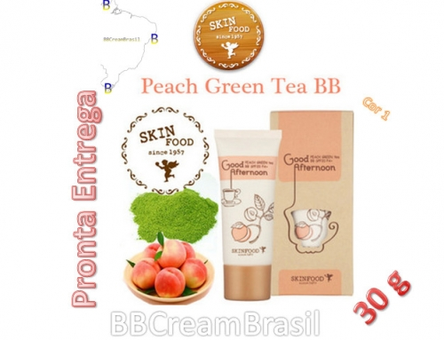 BB Cream Peach Tea SPF 20 PA+ N°2