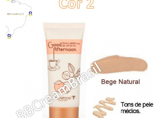 BB Cream Peach Tea SPF 20 PA+ N°1